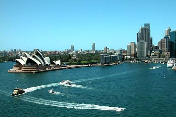 sidney-harbour-australia