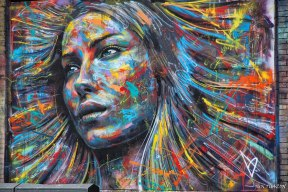 London-street art